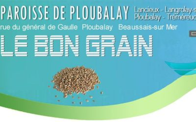 Le Bon Grain n°9 octobre 2020
