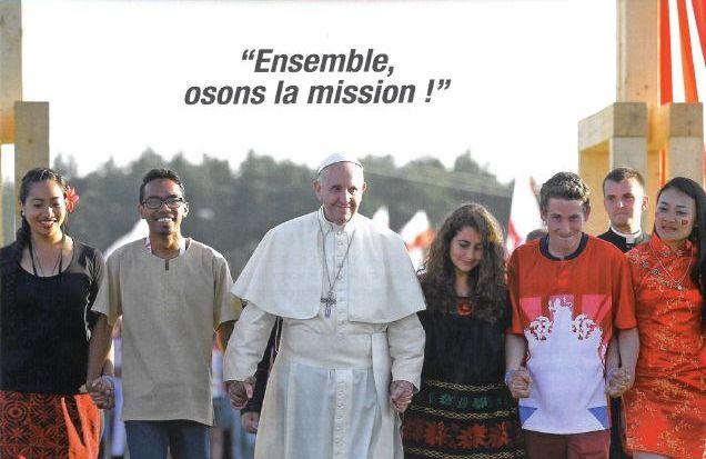 Ensemble osons la mission