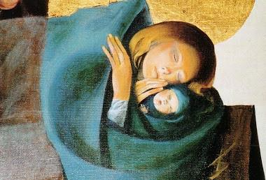 Arcabas 1998 la Naissance de Jésus