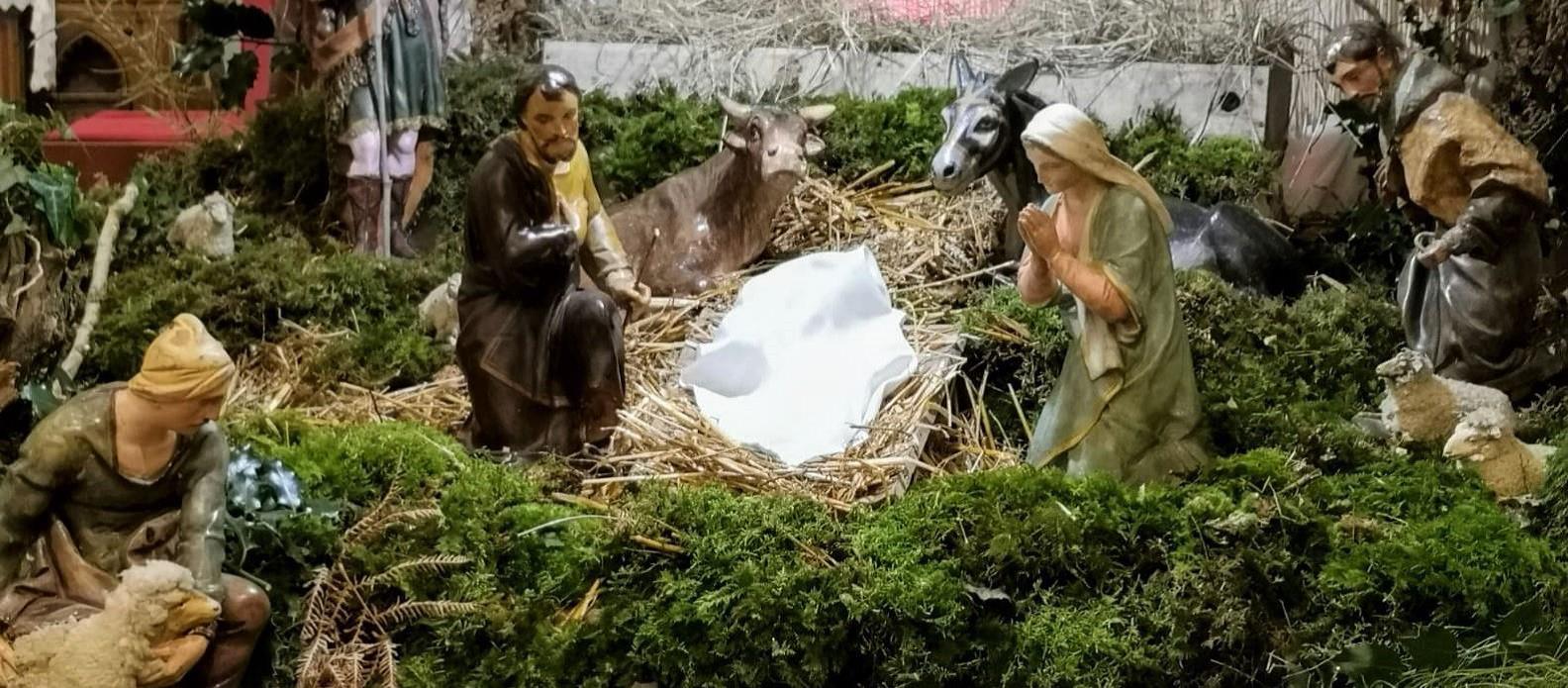 Célébrations de Noël et des prochaines semaines