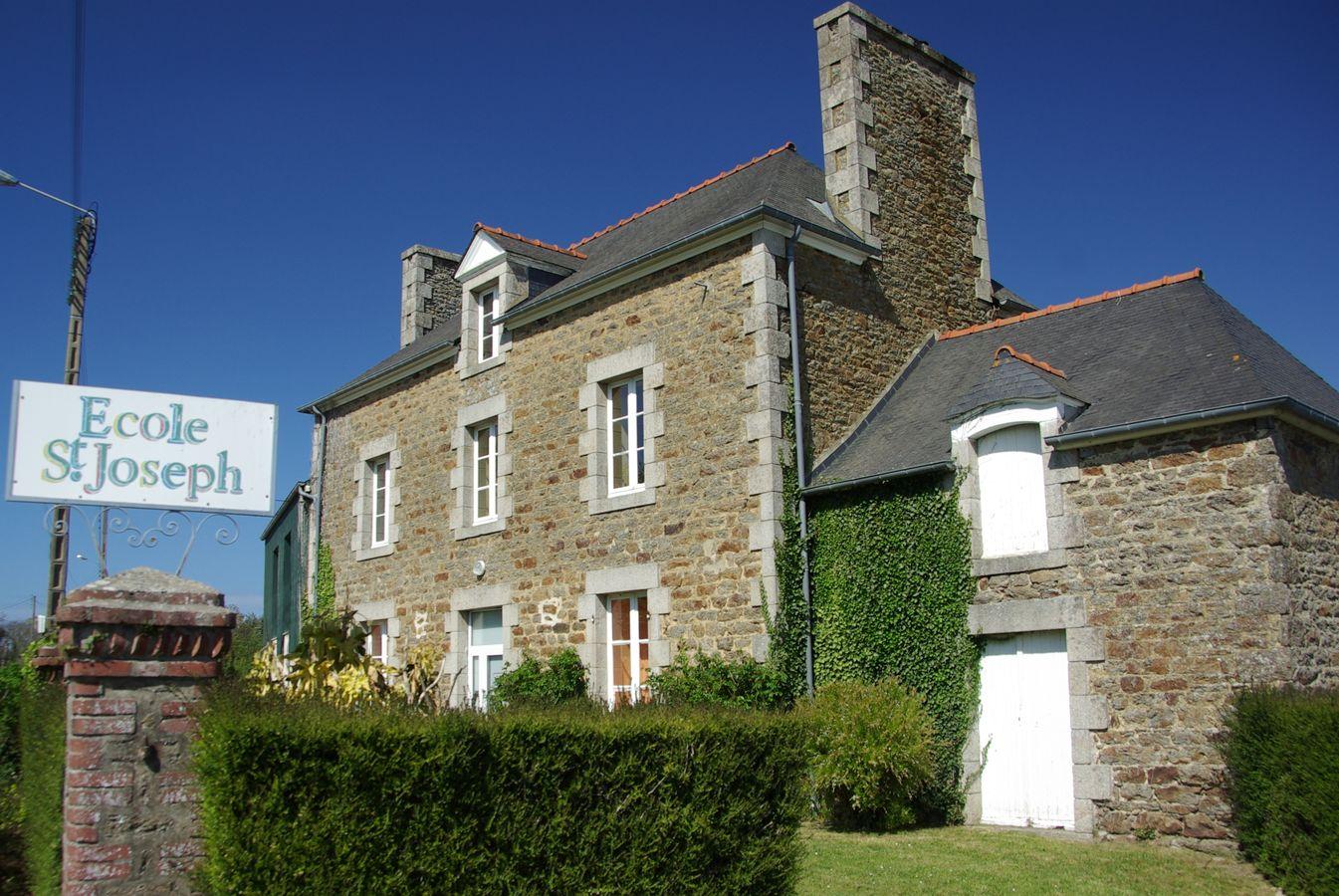 École Saint Joseph de Ploubalay