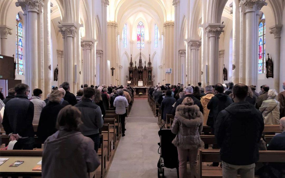 Messes en décembre 2020
