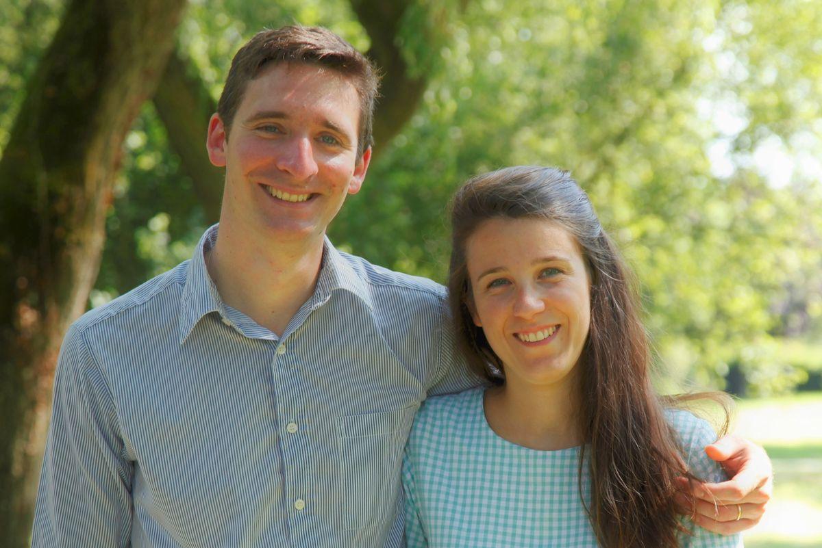 Matthieu et Anne-Cécile Buquen