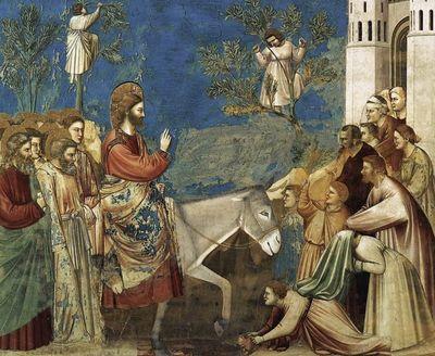 Rameaux, Semaine Sainte et Pâques
